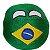 Brasilball + MinasGeraisball - Countryballs - Imagem 4