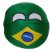 Rivais - Argentinaball + Brasilball Countryball - Imagem 3