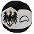 Prússiaball De Pelúcia Countryball - Imagem 4