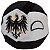 Prússiaball De Pelúcia Countryball - Imagem 1