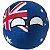 Austráliaball de pelúcia Countryball - Imagem 2