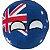 Austráliaball de pelúcia Countryball - Imagem 3