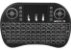 Mini Teclado Wireless Led Com Touchpad - Imagem 1