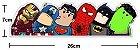 Adesivo Super Heróis - Imagem 3