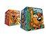 Mini Panetone com Gotas de Chocolate Scooby Doo Village 80 GRS - Imagem 1