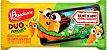 Display Bolinho Duo Cenoura Bauducco 15x27 grs - Imagem 1