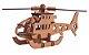 Quebra-Cabeça 3D Helicóptero 23 Peças - Imagem 1