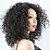 Lace front wig curta cacheada - Várias cores - Imagem 4