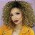 Lace front wig curta cacheada - Várias cores - Imagem 1