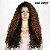 Peruca Lace front wig cacheada -  Varias cores - ENCOMENDA - Imagem 2