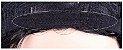 Wig peruca sintética  60cm  lisa com cachos -  Lya - Ombrê hair - Varias cores - Encomenda - Imagem 8