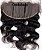 Closure lace front cabelo 100% humano  - 33x10 40cm - Varias texturas - Imagem 4