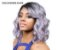 Peruca  Lace front wig cacheada - Long bob desconectado com cachos - Nathalie  - varias cores - PRONTA ENTREGA - Imagem 8