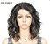 Peruca  Lace front wig cacheada - Long bob desconectado com cachos - Nathalie  - varias cores - Encomenda - Imagem 3
