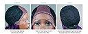 Peruca lace front wig cacheada repartição livre - Roxa - Pronta Entrega - Imagem 3