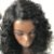 Peruca lace front wig cacheada Gio -  Pronta Entrega - Imagem 3