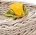 Porta Guardanapos em limão siciliano VIME  - Imagem 4