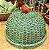 Boleira Romã Verde 35 cm de diâmetro x 25 cm altura - Imagem 4