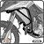 Protetor de motor carenagem HONDA XRE300 10> SCAM - Imagem 1