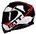 Capacete Mt Thunder 3 Ray - Imagem 1