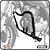 Protetor de Motor HAOJUE CHOPPER ROAD150 18> SCAM - Imagem 1