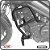 Protetor de Motor Carenagem BMW F800R 10> SCAM - Imagem 1
