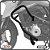 Protetor de Motor Carenagem BMW G310GS 18> SCAM - Imagem 1
