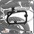 Suporte de baú lateral BMW F850GS ADVENTURE 18> SCAM - Imagem 1