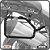 Suporte de baú lateral TRIUMPH TIGER1200 12> SCAM - Imagem 1