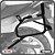 Suporte de baú lateral SUZUKI V-STROM 650 02/13 SCAM - Imagem 1