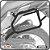 Suporte de baú lateral KAWASAKI VERSYS-X300 18> SCAM - Imagem 1