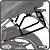Suporte de baú lateral KAWASAKI VERSYS1000 12/14 SCAM - Imagem 1