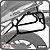 Suporte de baú lateral KAWASAKI VERSYS 650 10/14 SCAM - Imagem 1