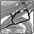 Suporte de baú lateral YAMAHA XT660R 05>SCAM - Imagem 1