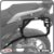 Suporte de baú lateral HONDA NC750X 16> SCAM - Imagem 1