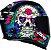 Capacete Axxis Eagle Skull Gloss - Imagem 2