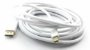 Cabo Thunderbolt Displayport Mini x Displayport - Com 2M - Imagem 1