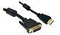 Cabo HDMI para DVI - 2M - Imagem 1