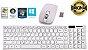 Teclado + Mouse Wireless - USB Tv Not Pc - Imagem 2