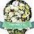 Coroa de Flores BR-09  - Imagem 1