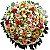 Coroa de Flores Cemitério de Congonhas Grande BR - Imagem 1