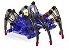KIT DIY EDUCACIONAL SPIDER ROBOT ARANHA ROBÓTICA - Imagem 1