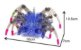 KIT DIY EDUCACIONAL SPIDER ROBOT ARANHA ROBÓTICA - Imagem 3