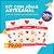 Kit Joias Artesanais com 20 Cartelas Artesanais - Imagem 1