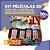 Kit Películas 3D 50 unidades - Imagem 1