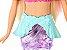 Boneca Barbie Sereia Dreamtopia Luzes Cauda Original Mattel - Imagem 5