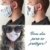 Kit com 03 Máscaras Grey's Anatomy Personagens  - Imagem 1