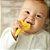 Escova de dentes de silicone para bebês Banana - Imagem 1