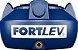 Tanque com Tampa 500 Litros Polietileno Fortlev  - Imagem 1
