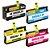 Kit 4 Cartuchos HP 950XL | HP 951XL CMYK Alto Rendimento Compatível - Imagem 1